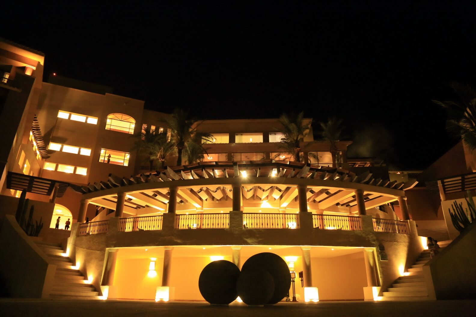 Gallery   Lobby Building At Grand Fiesta Americana Los Cabos All Inclusive Golf & Spa