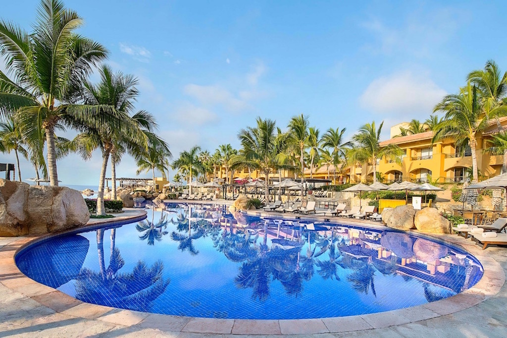 Gallery   Pool At Grand Fiesta Americana Los Cabos All Inclusive Golf & Spa