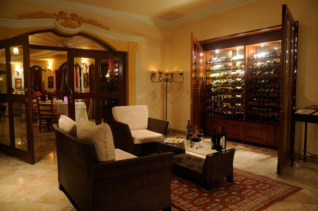 Playa Grande Resort & Grand Spa   Wine Cellar