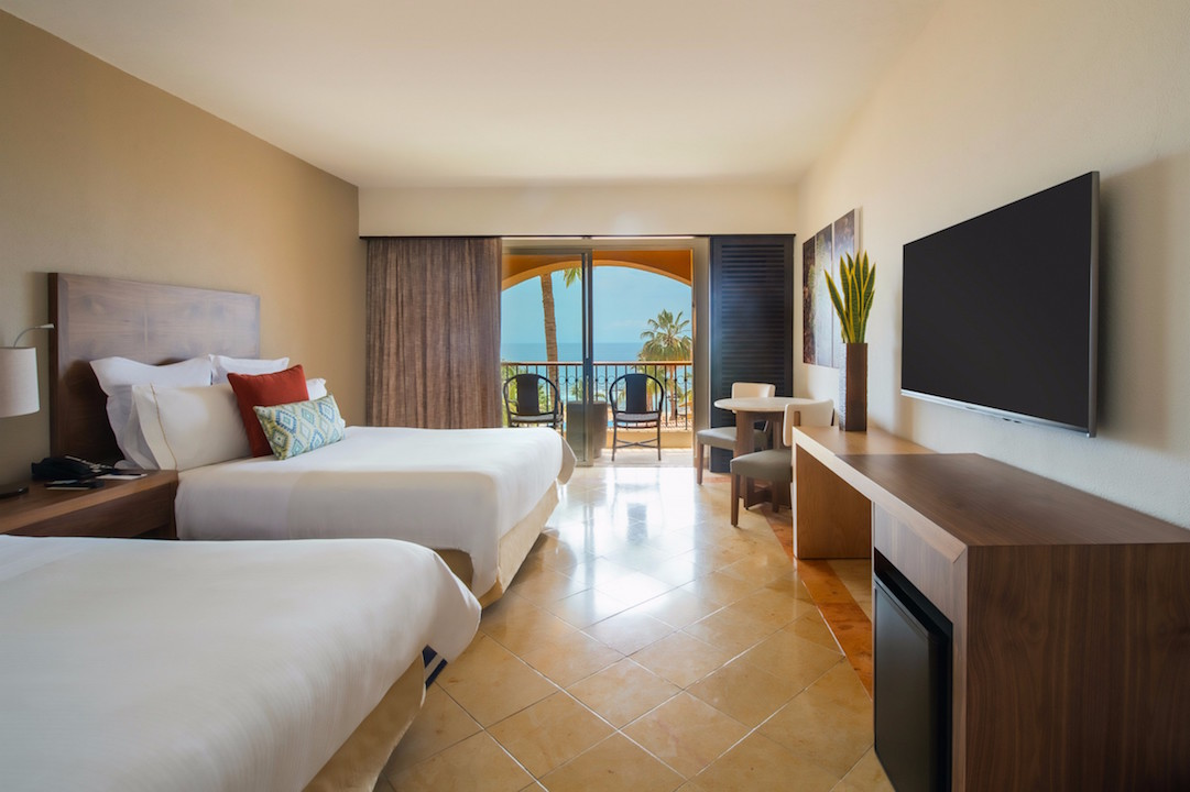 Gallery   Deluxe Ocean View Double Room   Grand Fiesta Americana Los Cabos All Inclusive Golf & Spa