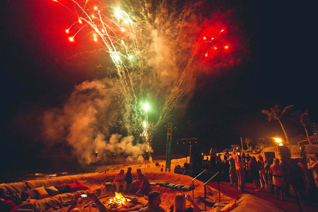 Gallery   Fireworks At Grand Fiesta Americana Los Cabos All Inclusive Golf & Spa