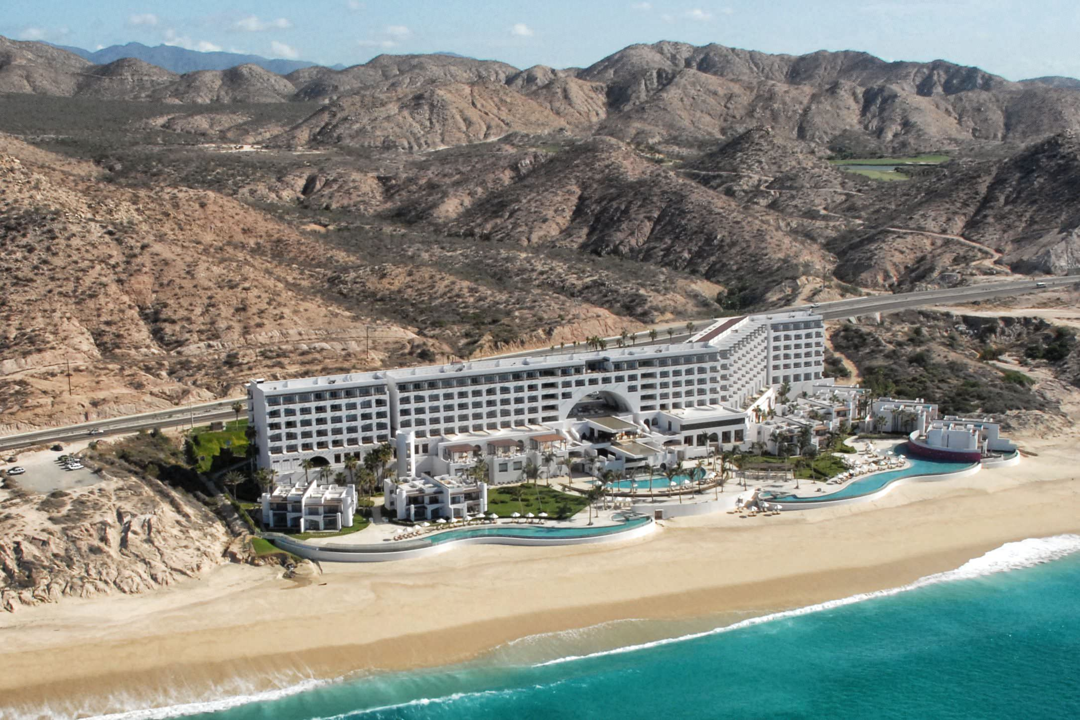 Gallery   Marquis Los Cabos Resort & Spa   Arial