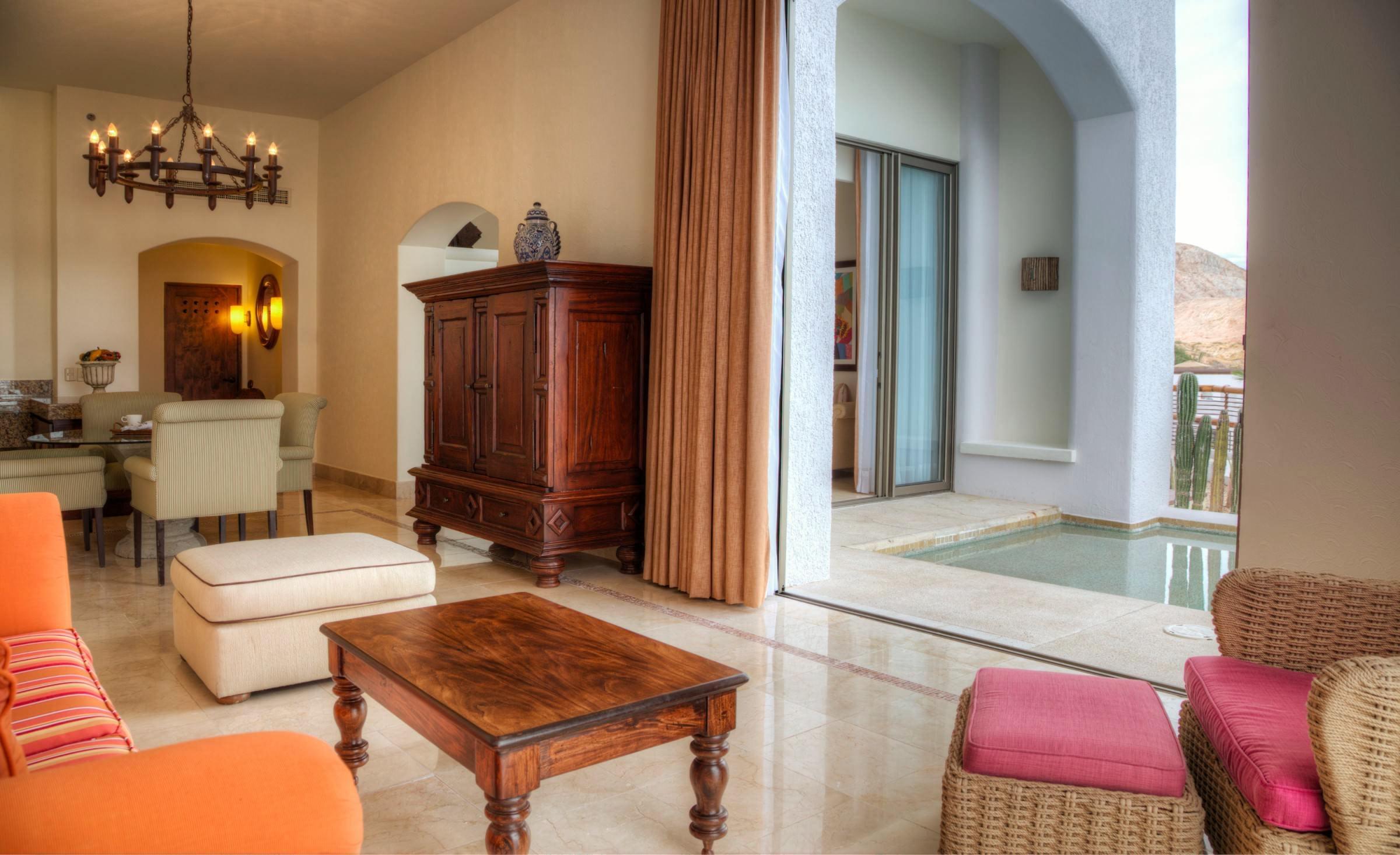 cabo san lucas resorts, the resort at pedregal
