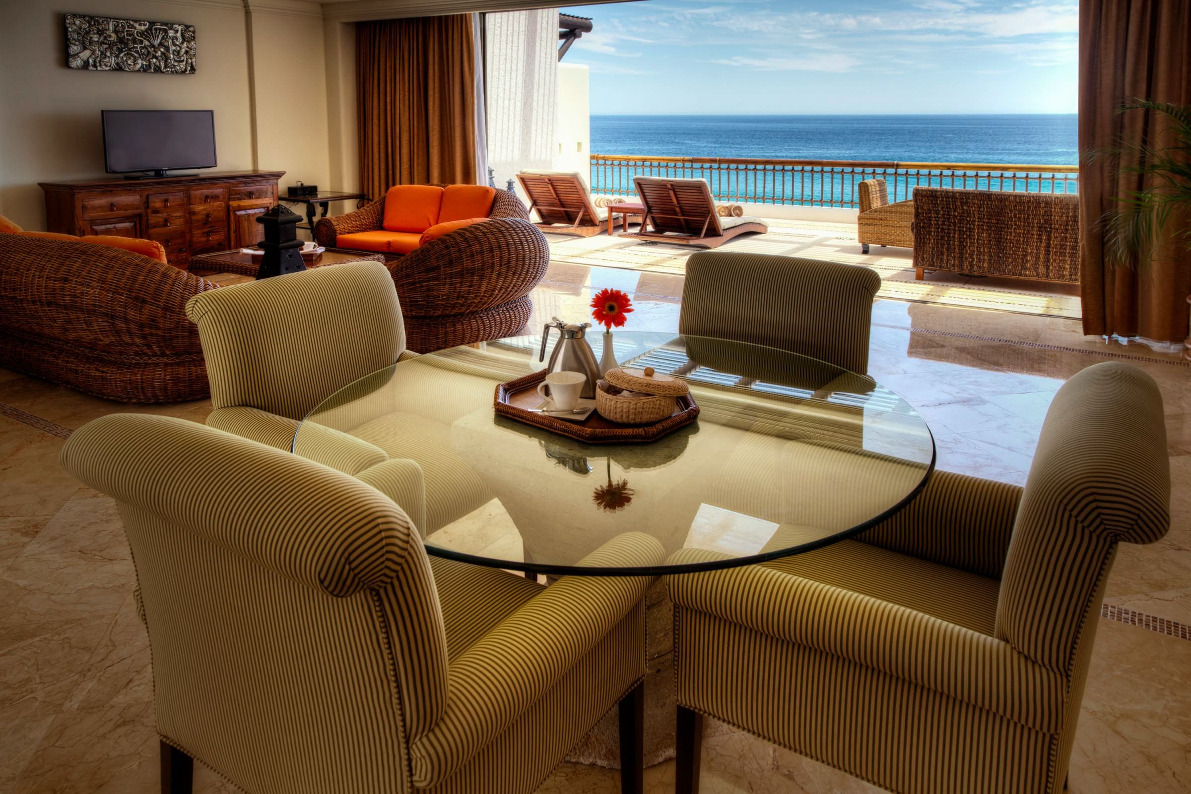 Gallery   Marquis Los Cabos Resort & Spa    Presidential Living Room