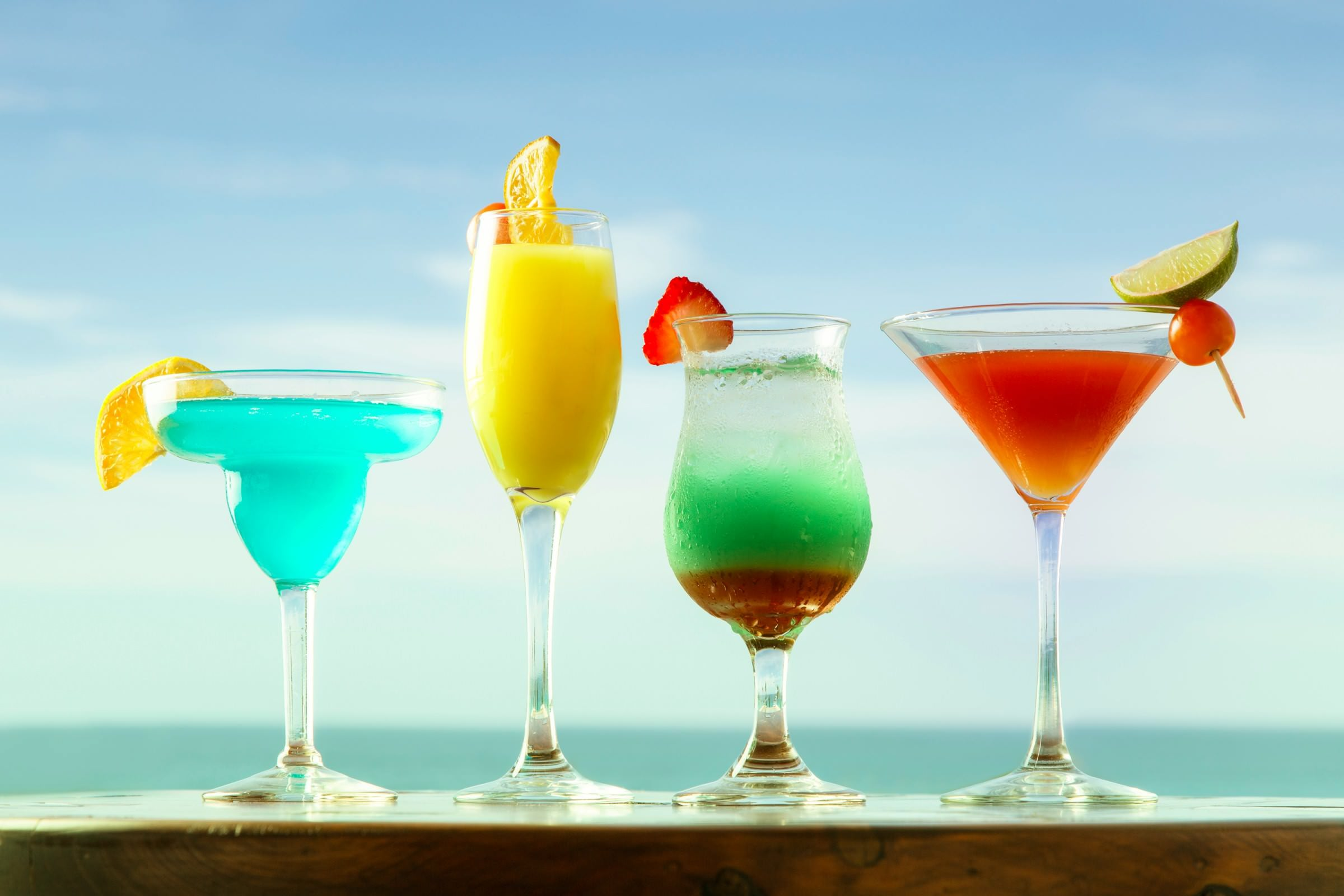 Gallery   Marquis Los Cabos Resort & Spa   Mixed Drinks