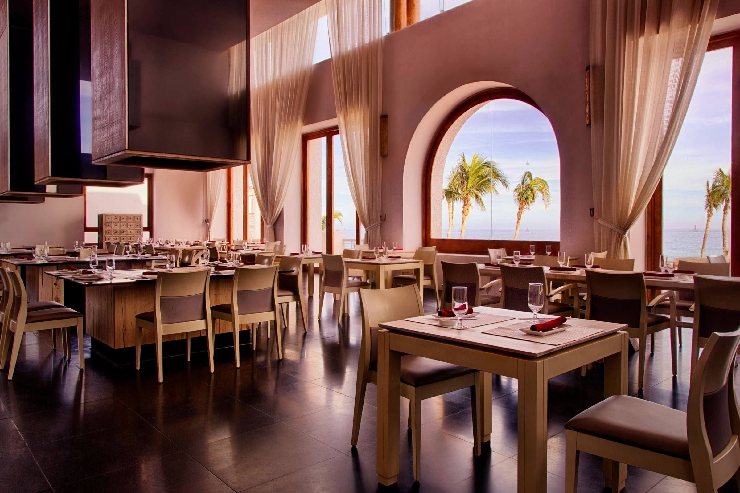 Gallery   Marquis Los Cabos Resort & Spa   Japanese Restaurant