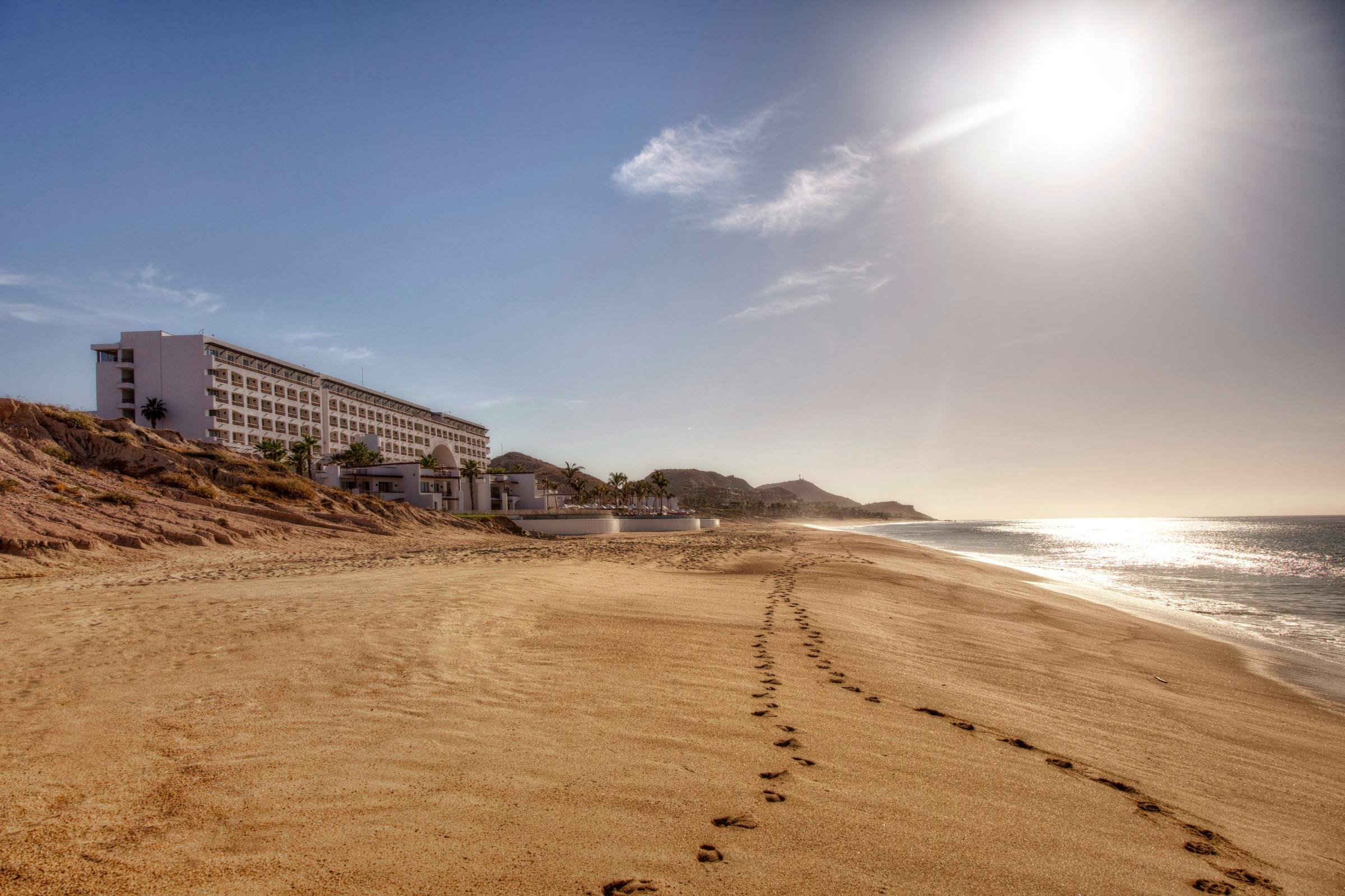 Gallery   Marquis Los Cabos Resort & Spa   Foot Prints