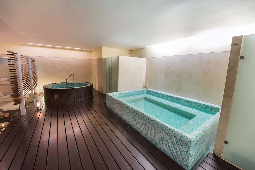 Gallery   Jacuzzi & Hot Tube At Wine Somma Spa   Grand Fiesta Americana Los Cabos All Inclusive Golf & Spa