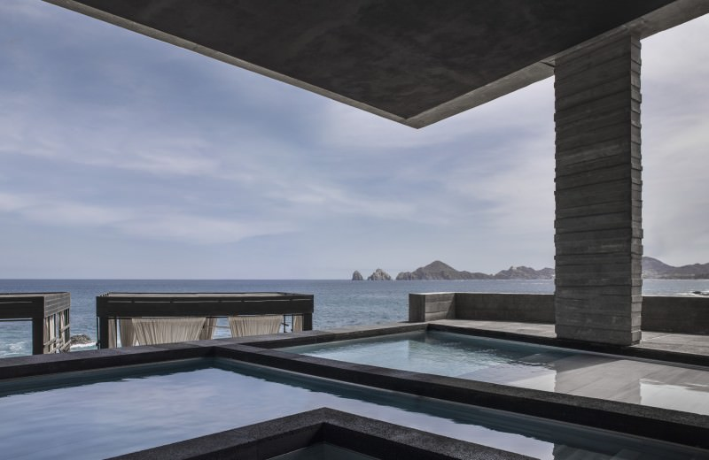 Gallery   The Cape A Thompson Hotel   Spa Plunge Pools