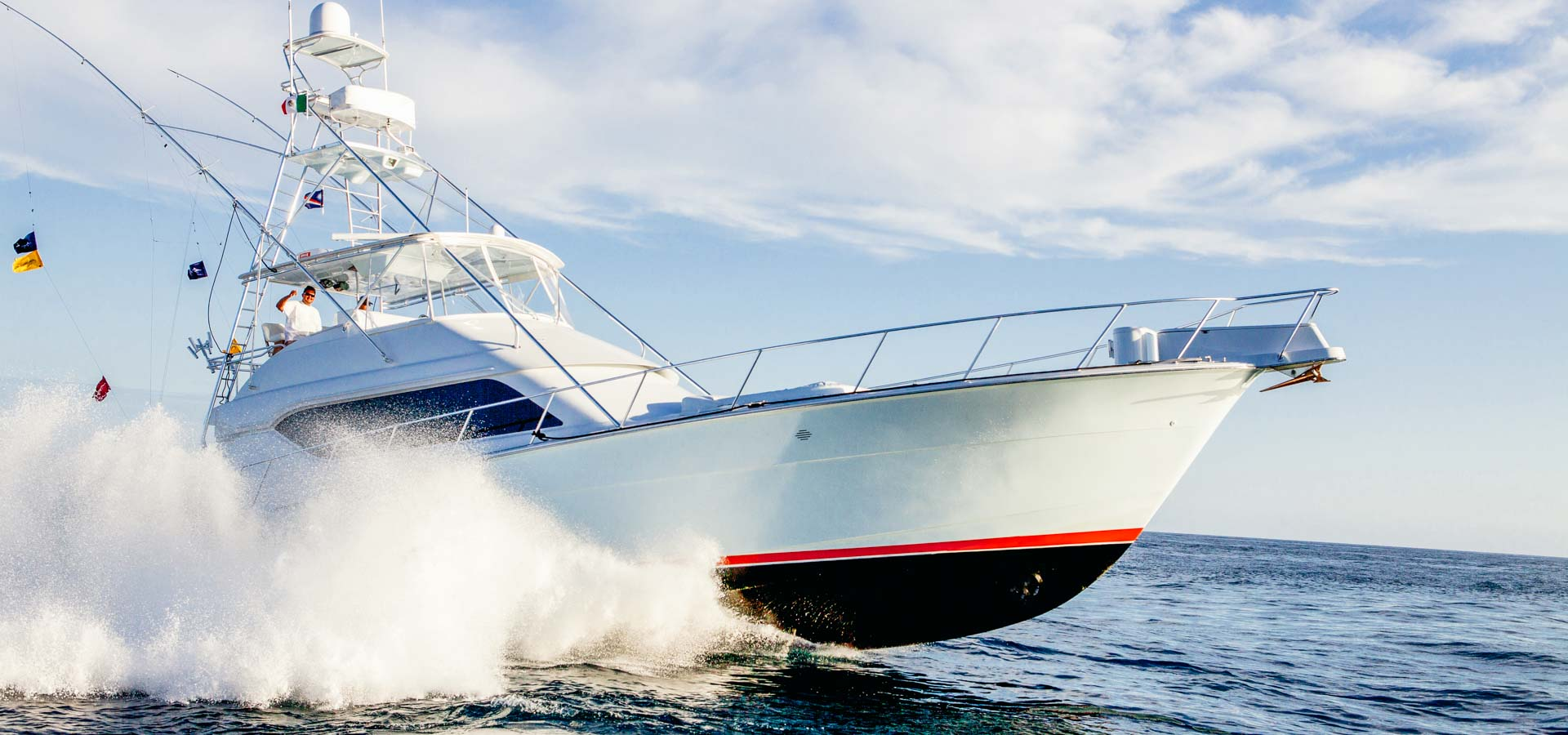 Cabo Yachts Example 4