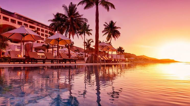 Gallery   Marquis Los Cabos Resort & Spa   Sunrise